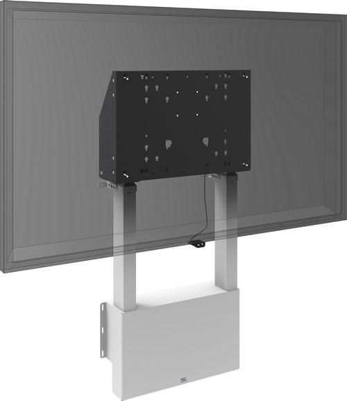 Smart Metals uchwyt ścienny elektryczny (dwu kolumnowy) do monitorów interaktywnych