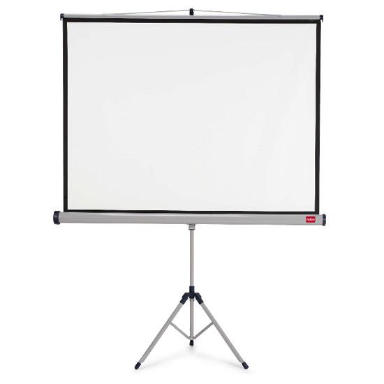 Ekran na trójnogu NOBO 175 x 132.5 cm
