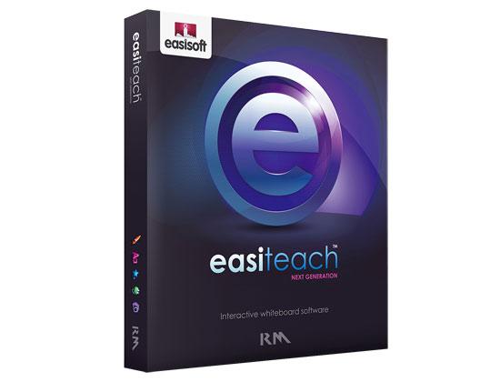 Oprogramowanie RM Easiteach